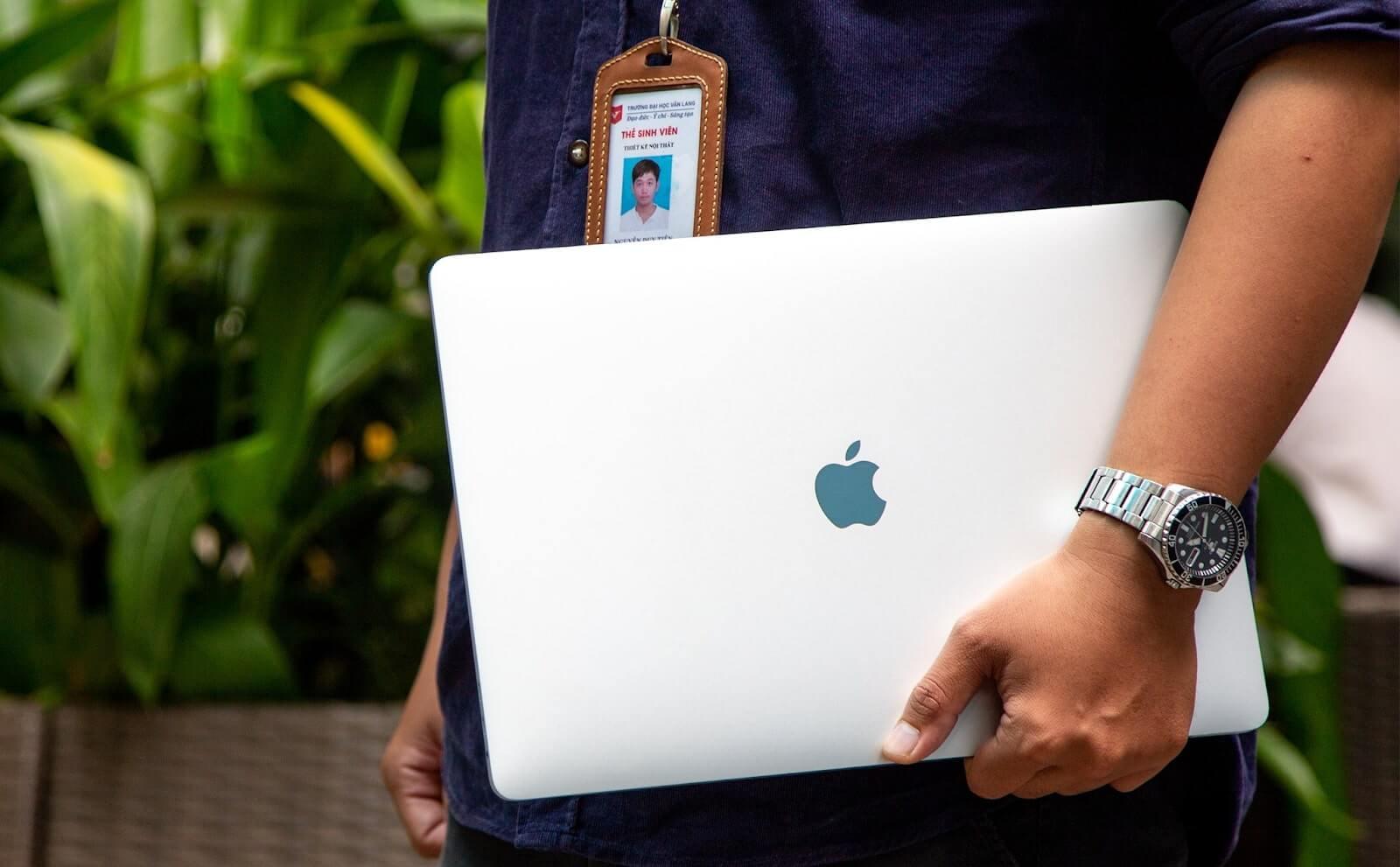 sinh viên có nên dùng macbook