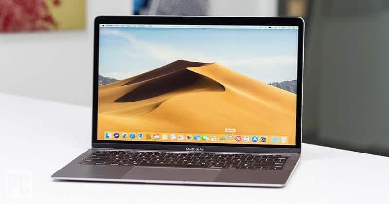 Màn hình ngày càng được nâng cấp hiện đại là điểm mạnh của Macbook