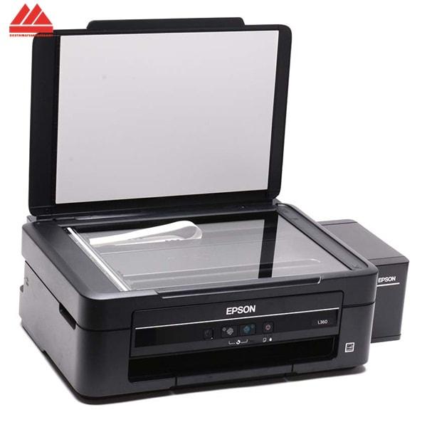 máy in phun màu đa chức năng Epson L360 1