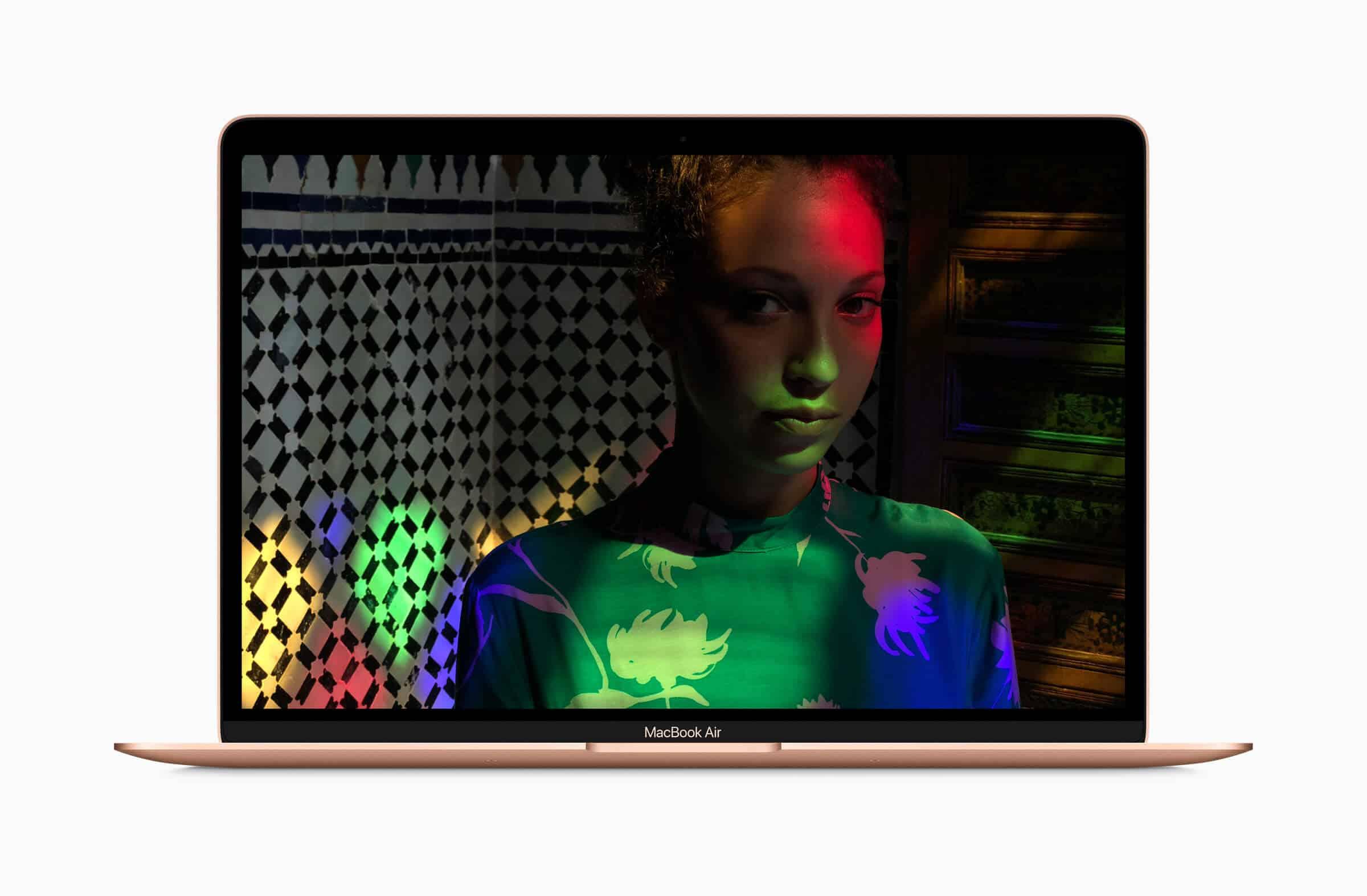 macbook air 2018 display