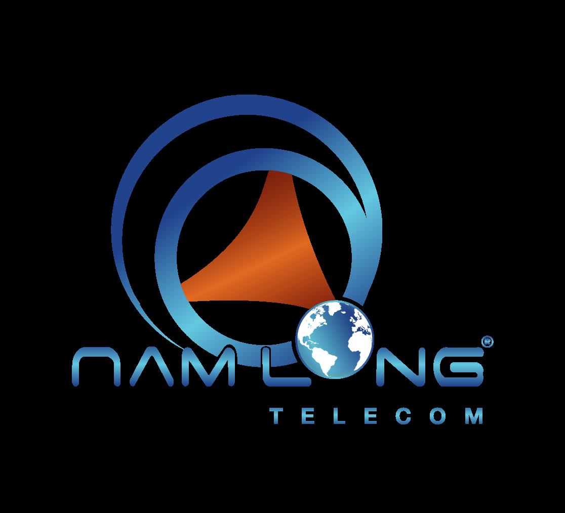 Logo Namlong Telecom