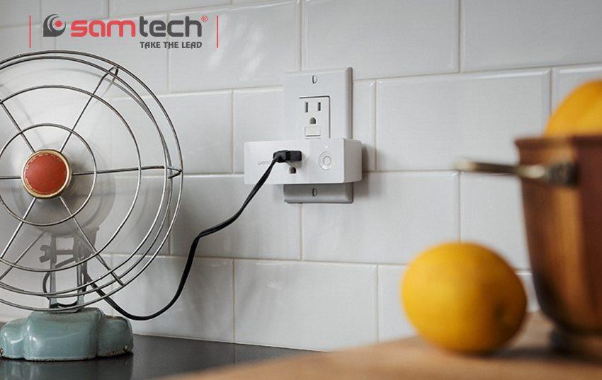 Ổ cắm điện thông minh là gì? Công dụng của thiết bị