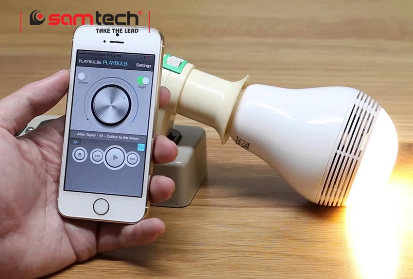 Smart light, bóng đèn thông minh là gì?