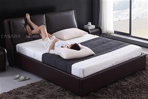 So sánh các chất liệu làm mẫu giường ngủ đẹp