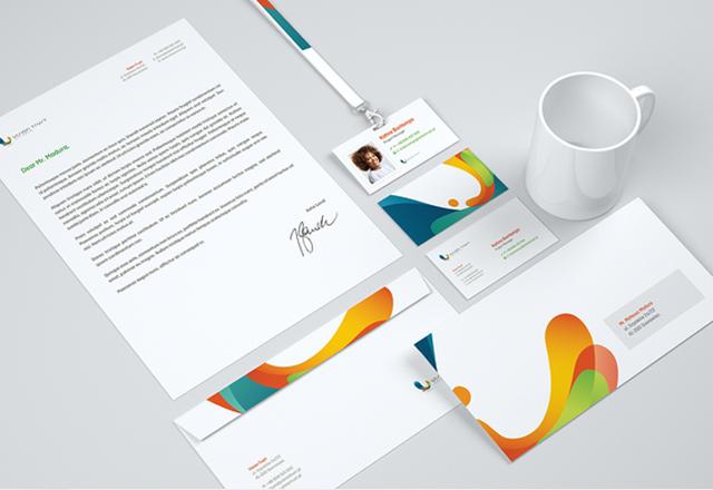 Thiết kế bao bì thư tín bắt mắt, ấn tượng