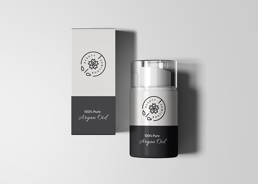 Thiết kế tối giản, trắng – đen kết hợp