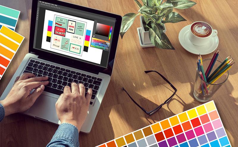 Hiệu quả công việc thiết kế phần nhiều phụ thuộc vào laptop.