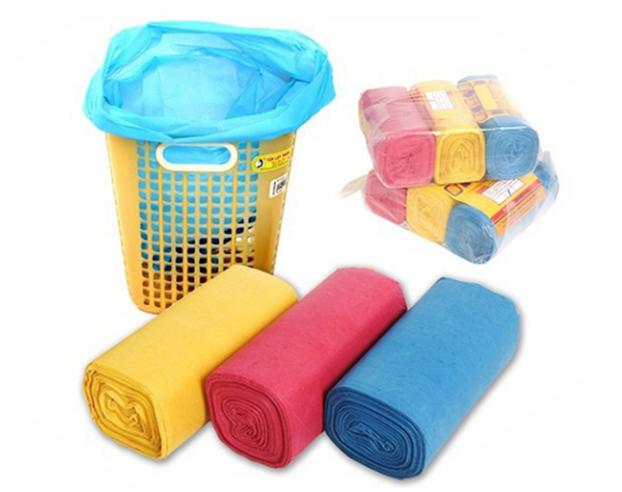 Túi đựng rác sinh hoạt giúp bảo vệ môi trường
