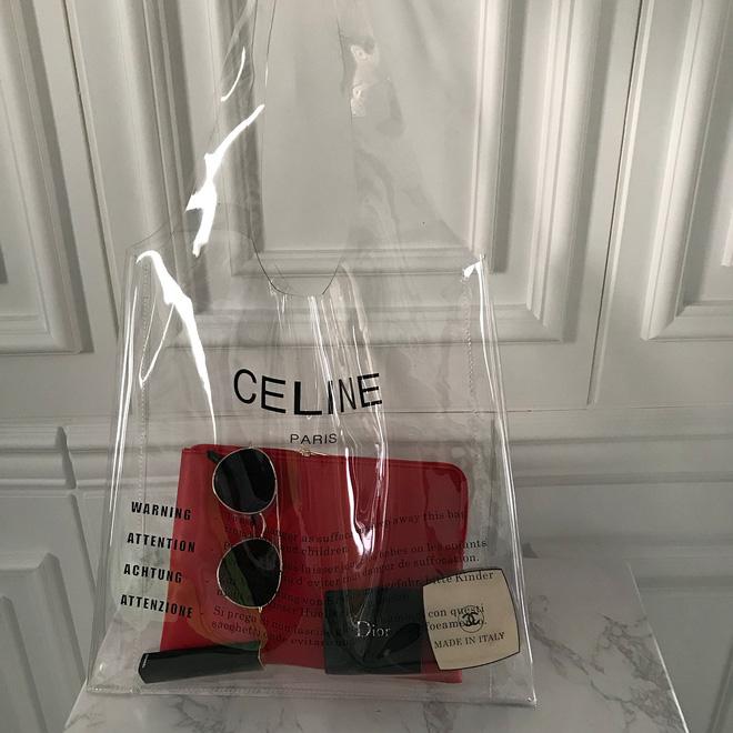 Túi nilon trong suốt được nhiều khách hàng lựa chọn