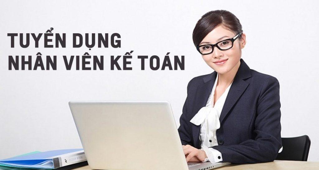 Tuyển dụng nhân viên kế toán tháng 10/2019