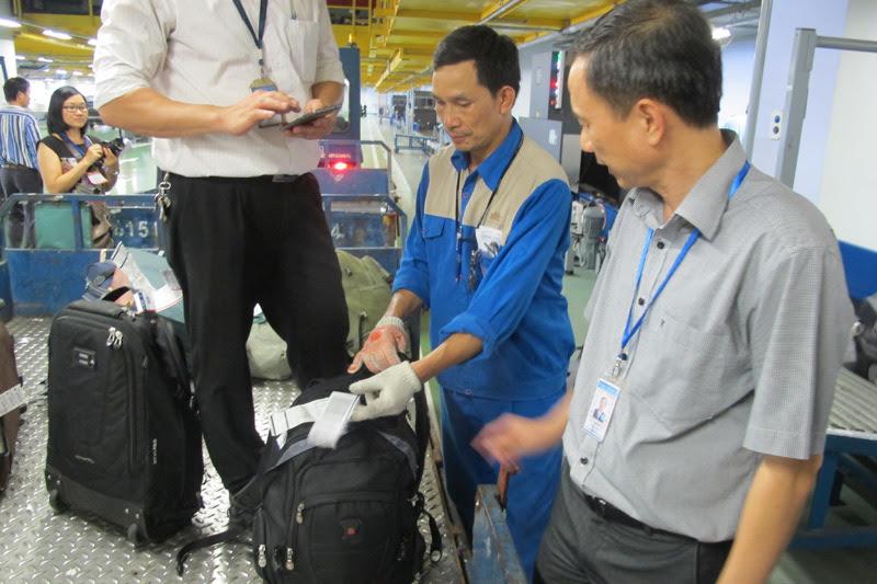 Lắp camera giám sát Chống trôm cắp ở sân bay